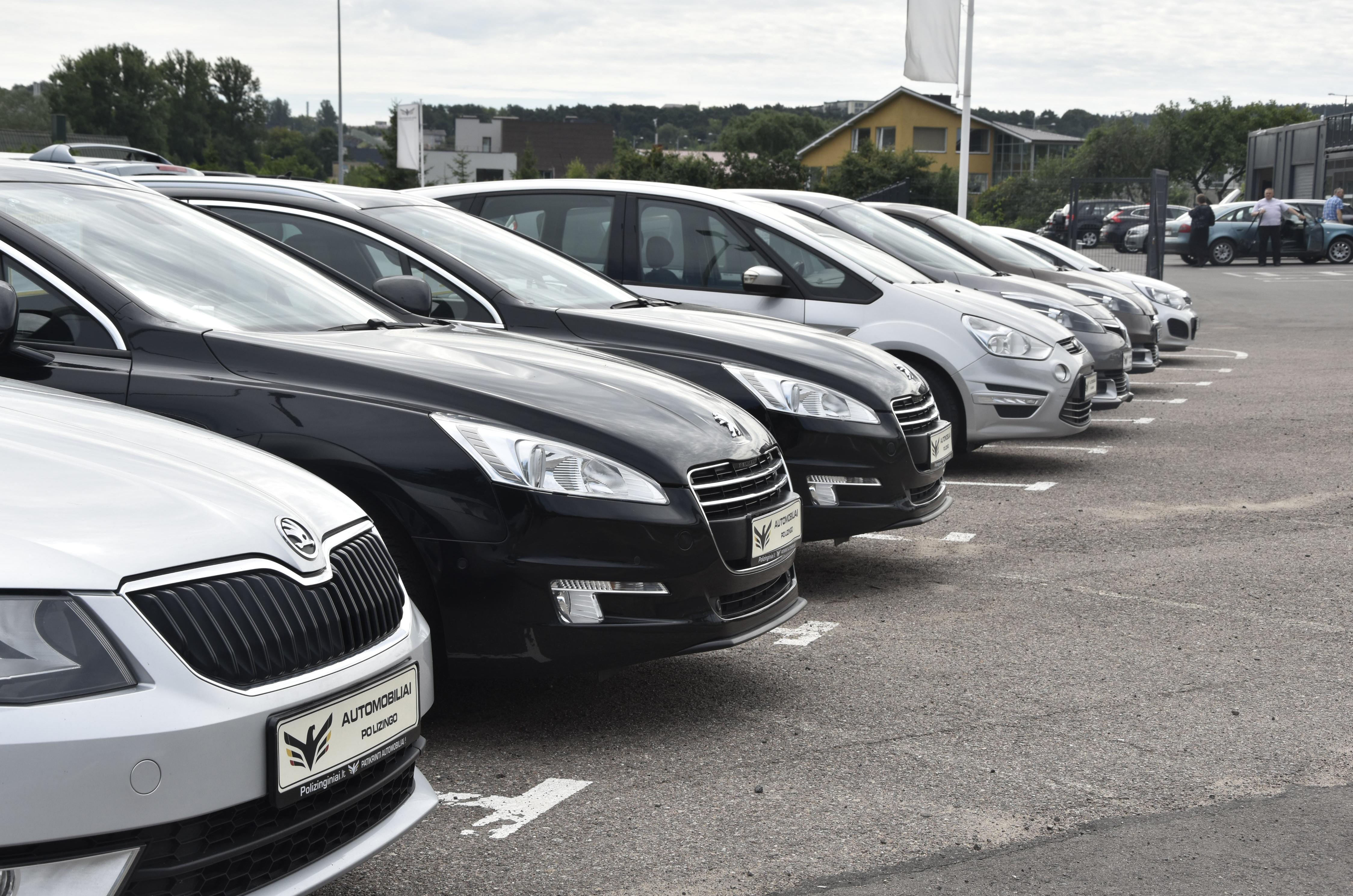 Ką Lietuvos vairuotojai vertina rinkdamiesi automobilį?